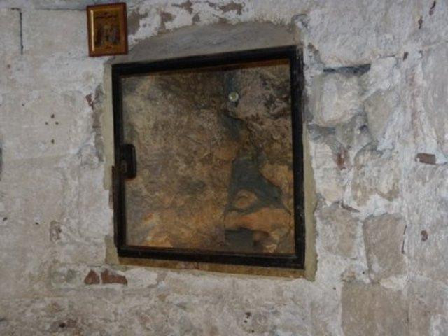 Adamova kapela 2 u Crkvi Svetog groba