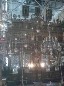 Ikonostazis Bazilike Isusovog rođenja