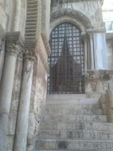 Kapela 10-te postaje Isusa svlače
