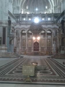 Katolikon s Središtem svijeta