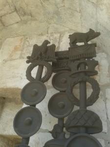 Znamenja rimskih legija koje su osvojile jerusalme
